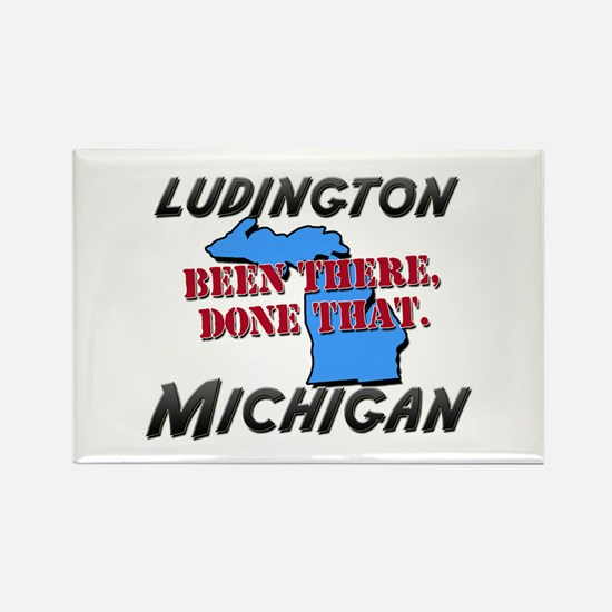 ludington michigan - been there, done that Rectang