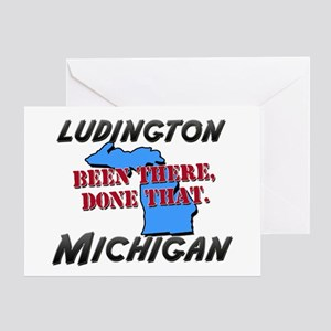 ludington michigan - been there, done that Greetin