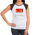 KXOK St Louis 1965 -  Women's Cap Sleeve T-Shirt