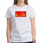 KXOK St Louis 1965 - Women's T-Shirt