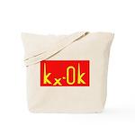 KXOK St Louis 1965 -  Tote Bag