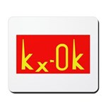 KXOK St Louis 1965 -  Mousepad