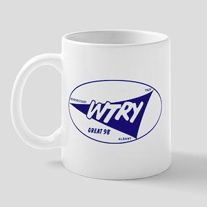 WTRY Troy 1965 -  Mug