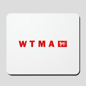 WTMA Charleston 1965 -  Mousepad
