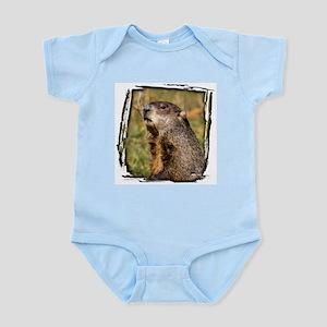 Groundhog Infant Creeper