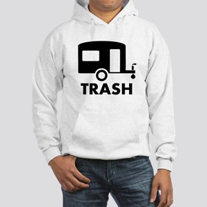 trailer trash Hooded Sweatshirt