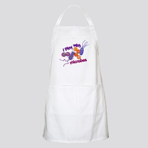 Play with Microbes BBQ Apron