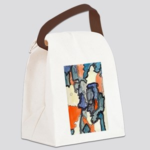 Sharpminded Secrets Canvas Lunch Bag