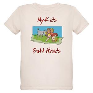 18e2cf08 Funny Goat Organic Kids T-Shirts - CafePress