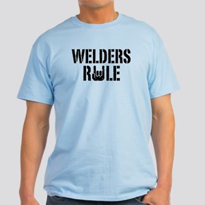 Welders Rule Light T-Shirt