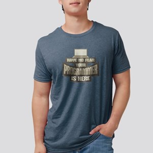 Programmer Have No Fear Your Computer Prog T-Shirt