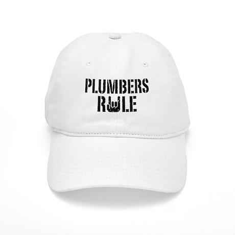Plumbers Rule Cap