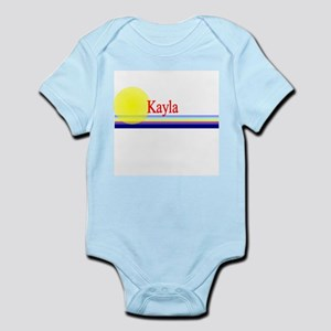 Kayla Infant Creeper