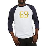 sixty nine Baseball Jersey