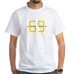 sixty nine White T-Shirt