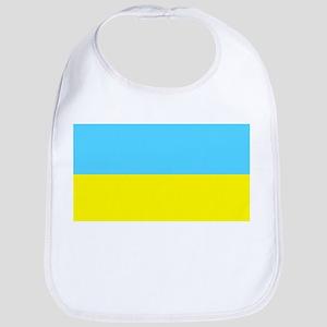 Blank Ukraine Flag Bib