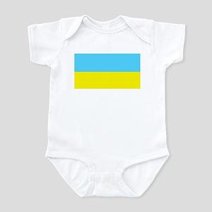 Blank Ukraine Flag Onesie Onesies