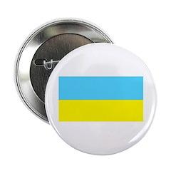 Blank Ukraine Flag Button