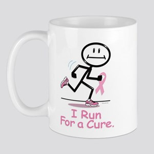 Breast Cancer Run Mug