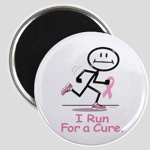 Breast Cancer Run Magnet