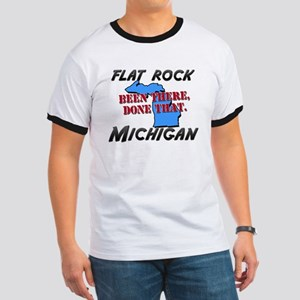 flat rock michigan - been there, done that Ringer