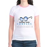 Geeks and Company Jr. Ringer T-Shirt