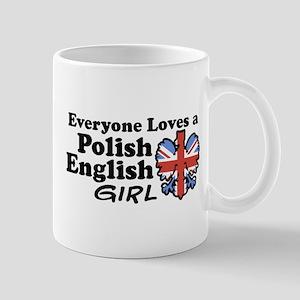 Polish English Girl Mug