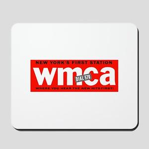 WMCA New York 1958 -  Mousepad