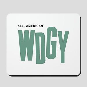 WDGY Minneapolis 1966 -  Mousepad