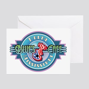 The Blues Cafe Greeting Cards (Pk of 10)