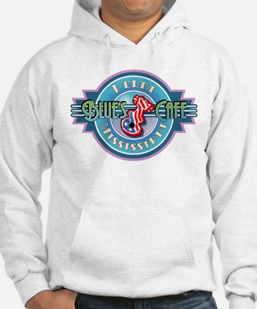 The Blues Cafe Hoodie