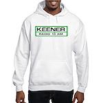 WKNR Detroit 1971 - Hooded Sweatshirt
