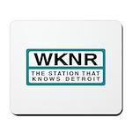 WKNR Detroit 1965 -  Mousepad