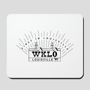 WKLO Louisville 1963 -  Mousepad