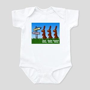Eastest bunny Infant Bodysuit