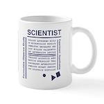 Scientist Hardcore Mug