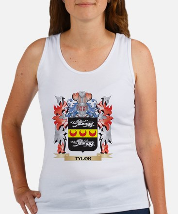 Tylor Coat of Arms - Family Crest Tank Top