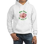 Peas Be With You Hooded Sweatshirt
