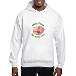 Peas Be With You Hooded Sweatshirt