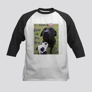 Have A Heart Kids Baseball Jersey