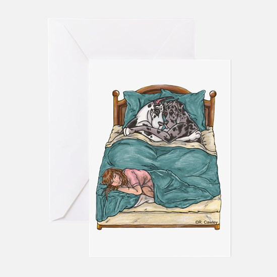 CHNMrl Bedtime Greeting Cards (Pk of 10)