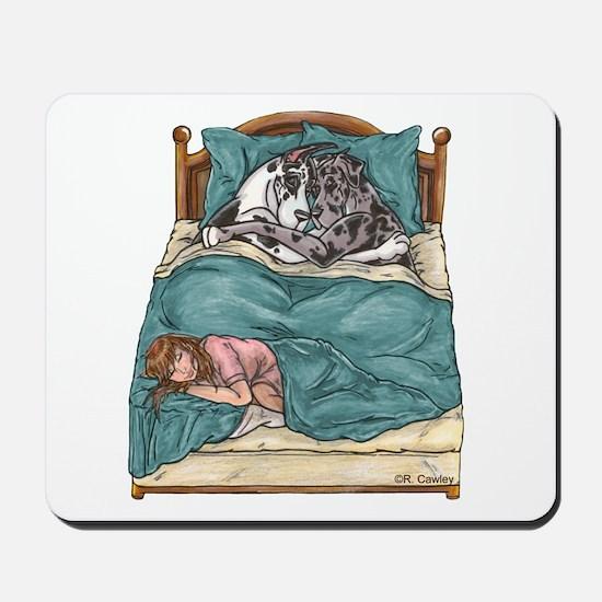 CHNMrl Bedtime Mousepad