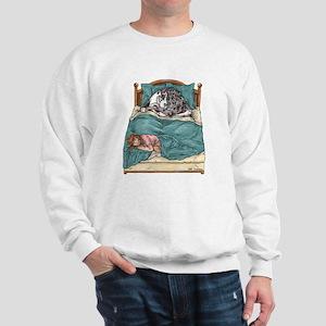 CHNMrl Bedtime Sweatshirt