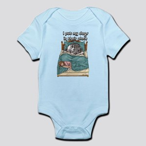 In Their Place2 Infant Bodysuit
