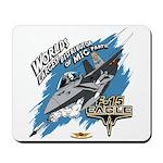 F-15 Eagle - MiG Parts Mousepad