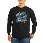 F-15 Eagle - MiG Parts Long Sleeve Dark T-Shirt