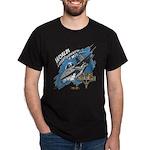 F-15 Eagle - MiG Parts Dark T-Shirt