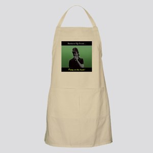 Business Up Front BBQ Apron