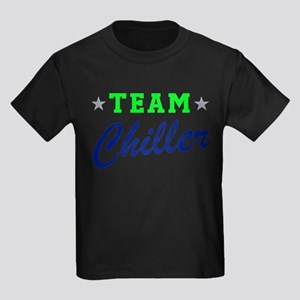 Team Chiller 1 Kids Dark T-Shirt