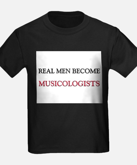 Real Men Become Musicologists T